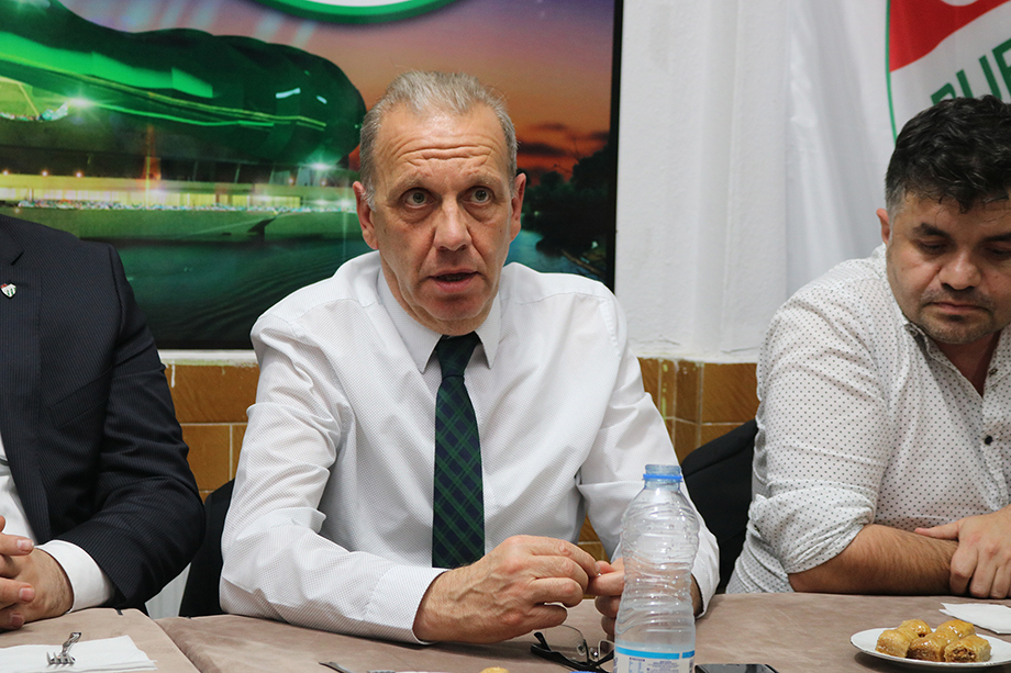 """""""Bursaspor değil, Bursa şehri de düşmüş olur"""""""