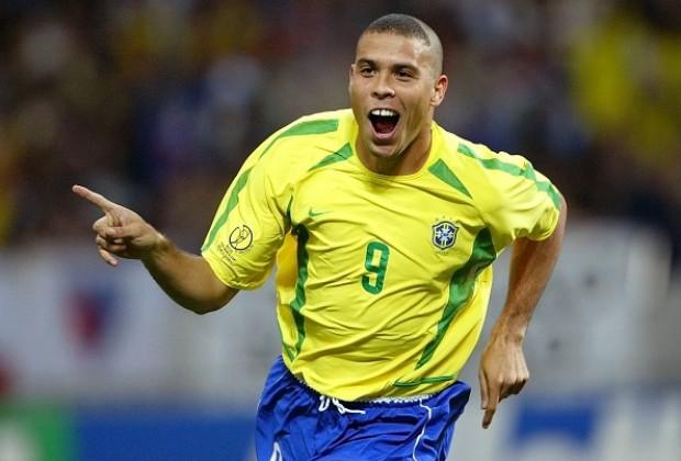 10 - Ronaldo Nazário