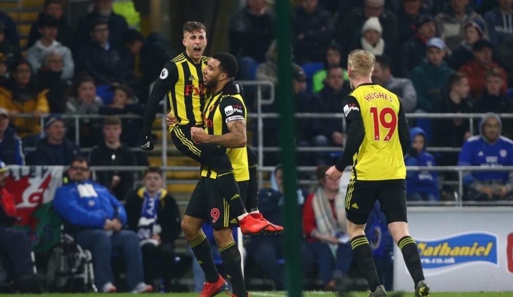 Özet - Watford deplasmanda rahat kazandı!