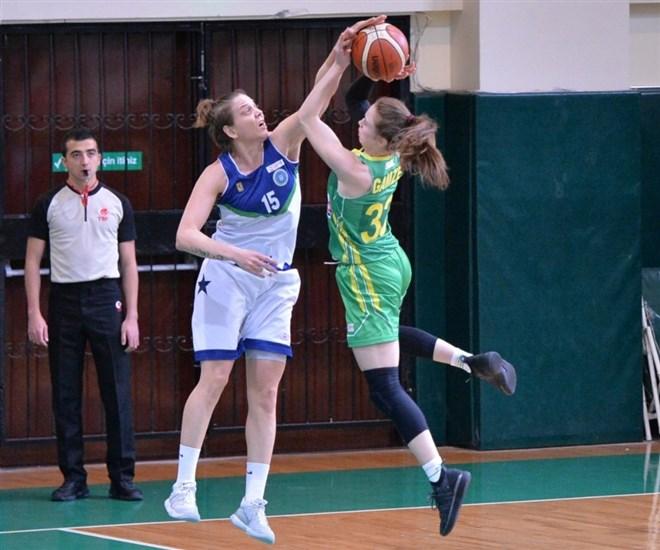 Bursa Büyükşehir Belediyespor, İstanbul Üniversitesi Gelişim'i 79-58 yendi