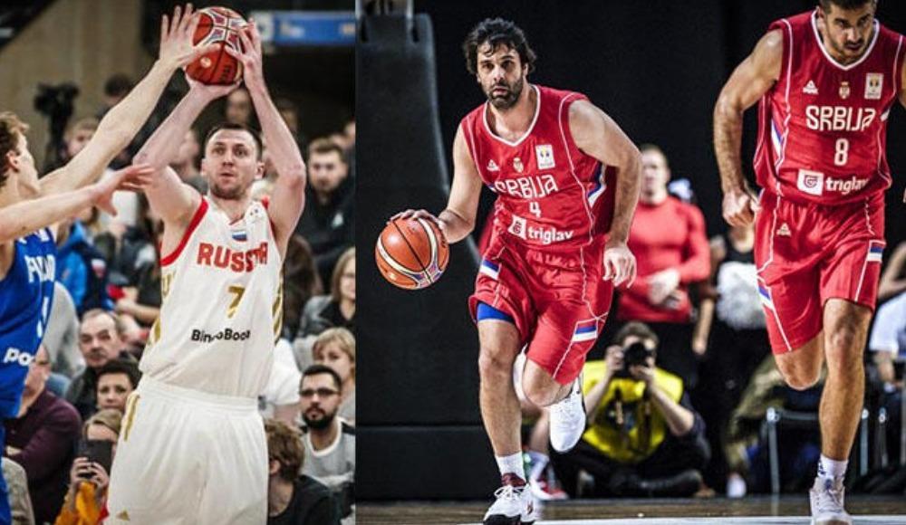 Rusya ve Sırbistan, kupa vizesi aldı!