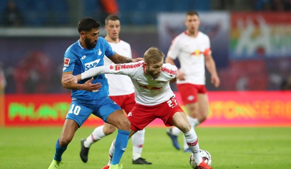 Leipzig ile Hoffenheim 1 puana razı oldu