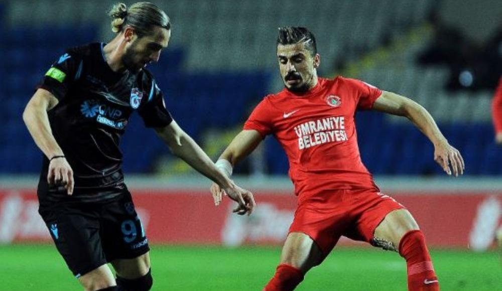 Trabzonspor'dan açıklama! Abdülkadir Ömür, Yusuf Yazıcı...
