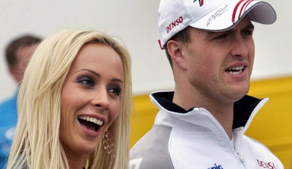 Schumacher'in eski eşi Almanya'da gündem oldu