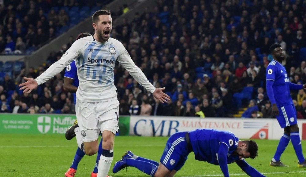 Özet - Everton, Cardiff'i 3 golle geçti!