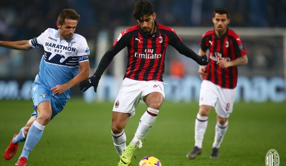 İtalya Kupası'nda Lazio ve Milan yenişemedi