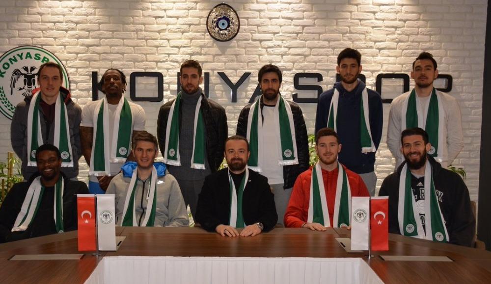 Selçuklu Basketbol Takımı, Konyaspor'a devredildi