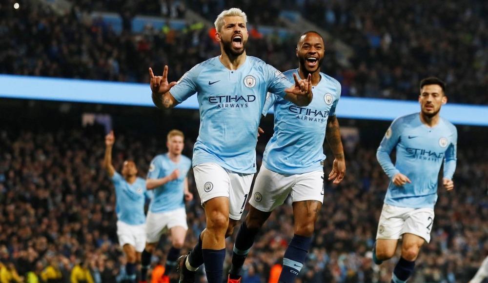 Özet - Manchester City, West Ham'ı tek golle geçti!