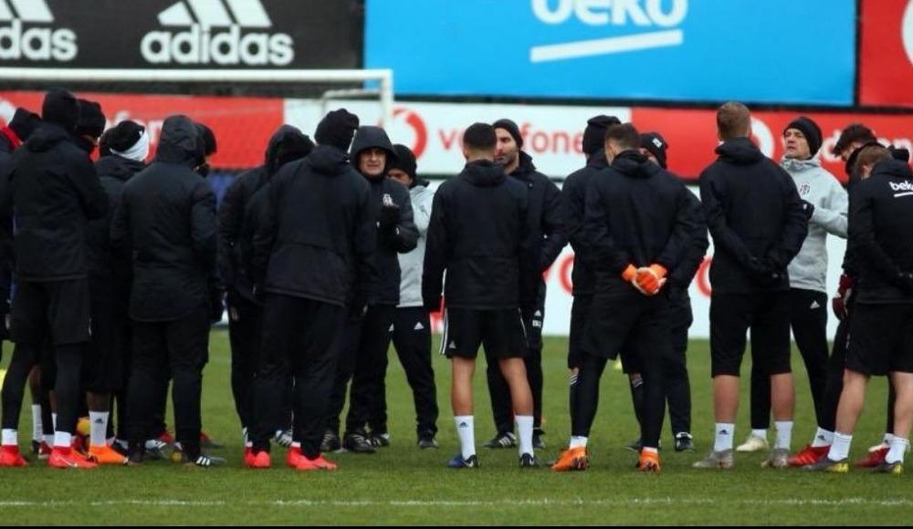 Beşiktaş, Kayserispor deplasmanında