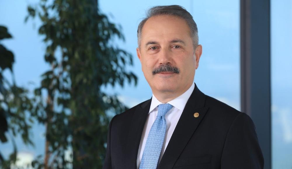 VakıfBank Spor Kulübü'nün yeni başkanı Mehmet Emin Özcan oldu