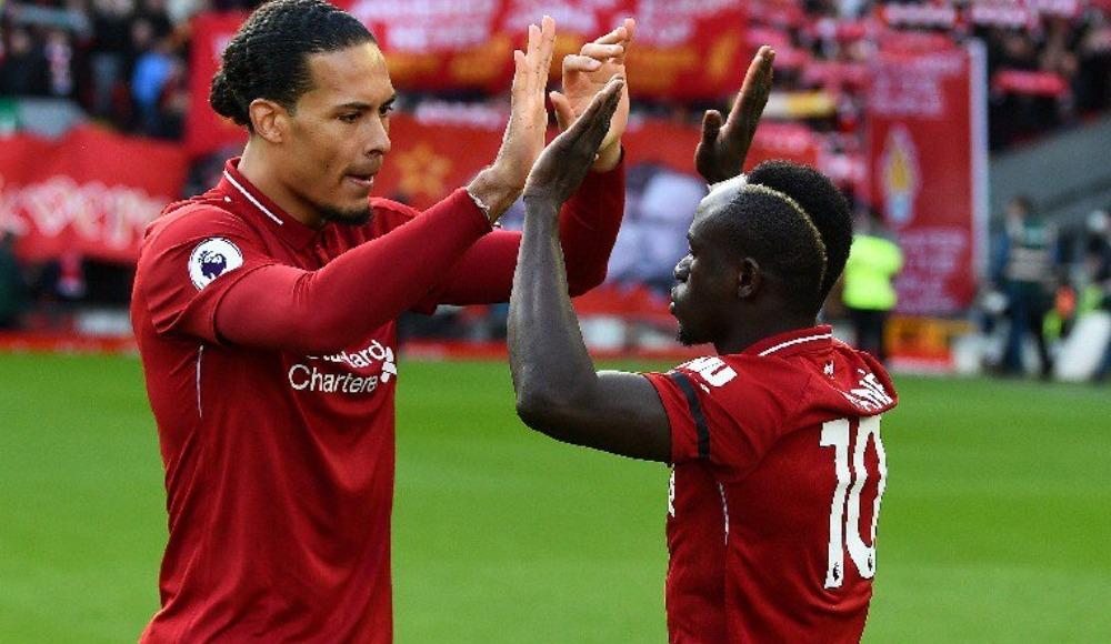Sadio Mane ve Virgil van Dijk, Chelsea maçını değerlendirdi