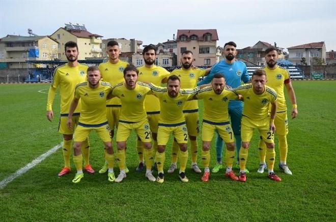 Fatsa Belediyesporlu futbolculardan açıklama