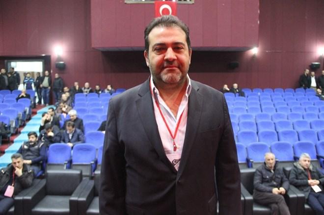 Kayyumdaki Elazığspor'da başkan Selçuk Öztürk oldu