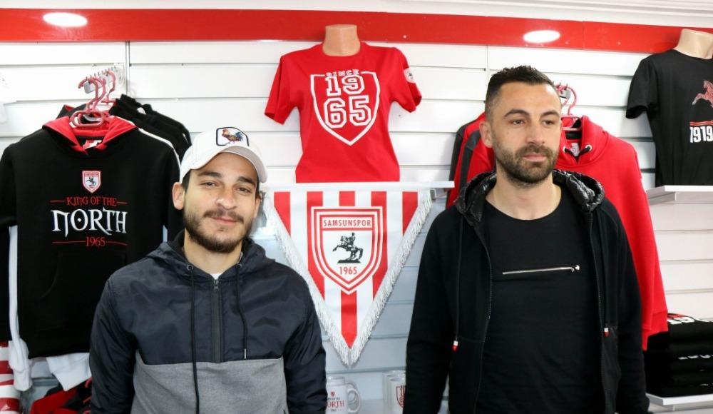 Samsunspor'un yıldızları şampiyonluğa inanıyor
