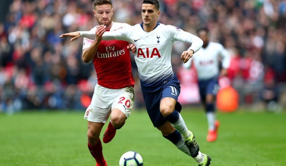 Özet - Dev derbide kazanan çıkmadı! Tottenham 1-1 Arsenal