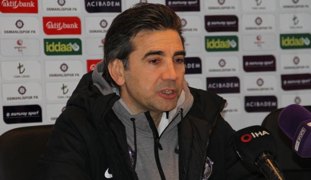 Osman Özköylü: 'Oyun beni hayal kırıklığına uğrattı'