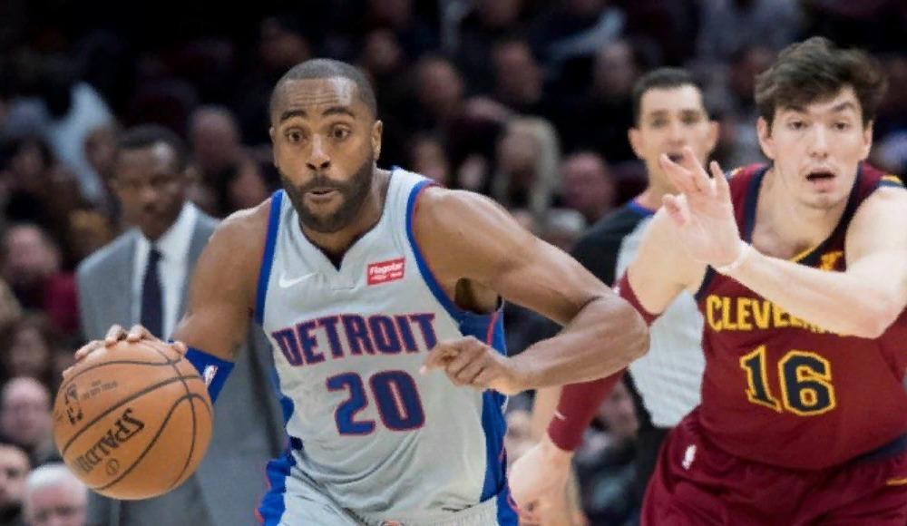 Cedi Osman'dan Pistons potasına 10 sayı