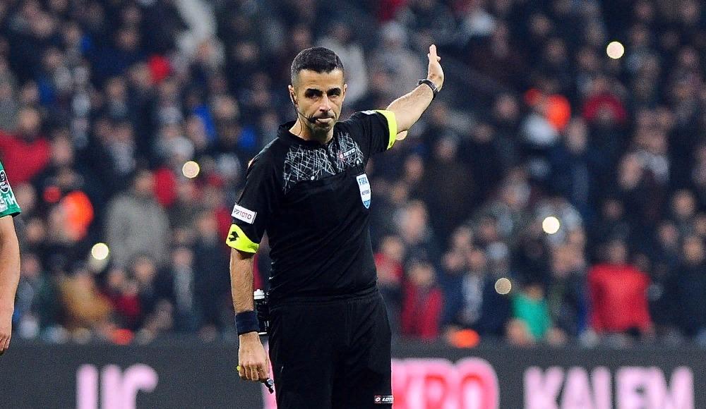 Sakaryaspor-Karagümrük maçının hakemi belli oldu