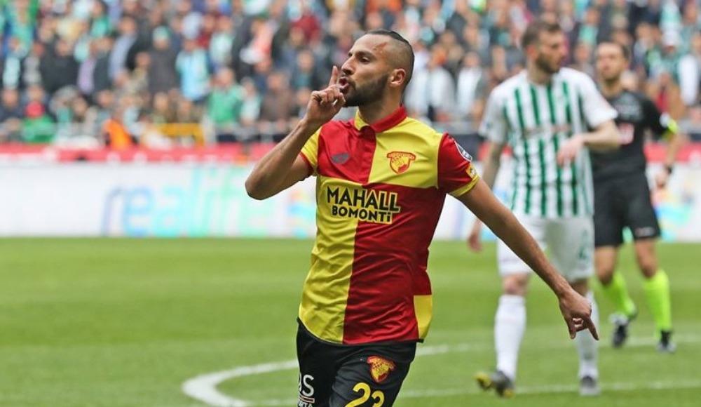 Yasin Öztekin'e Süper Lig'den 2 talip