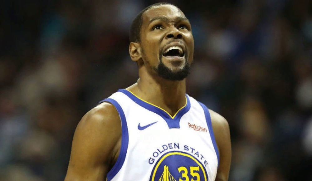 10 - Kevin Durant: $65.4 M