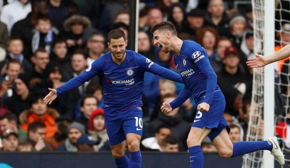 Özet - Chelsea, Fulham deplasmanında 2 golle çıktı!