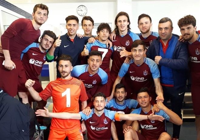 Trabzonspor U21, Kasımpaşa'yı tek golle geçti