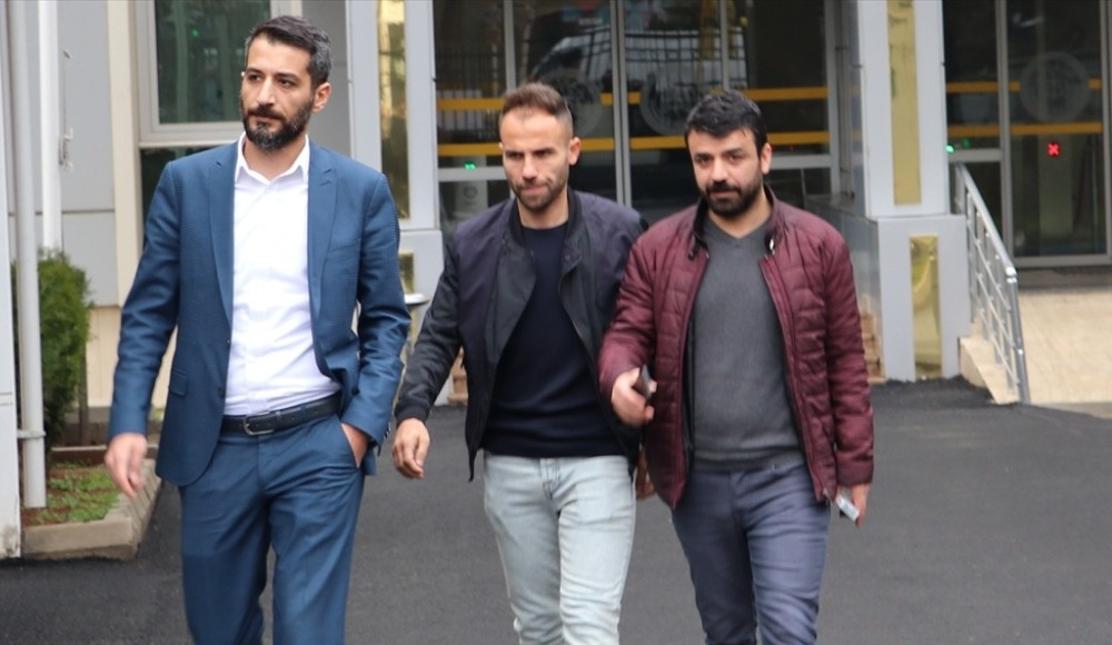 Amed Sportif Faaliyetler futbolcusu Mansur Çalar'a adli kontrol kararı