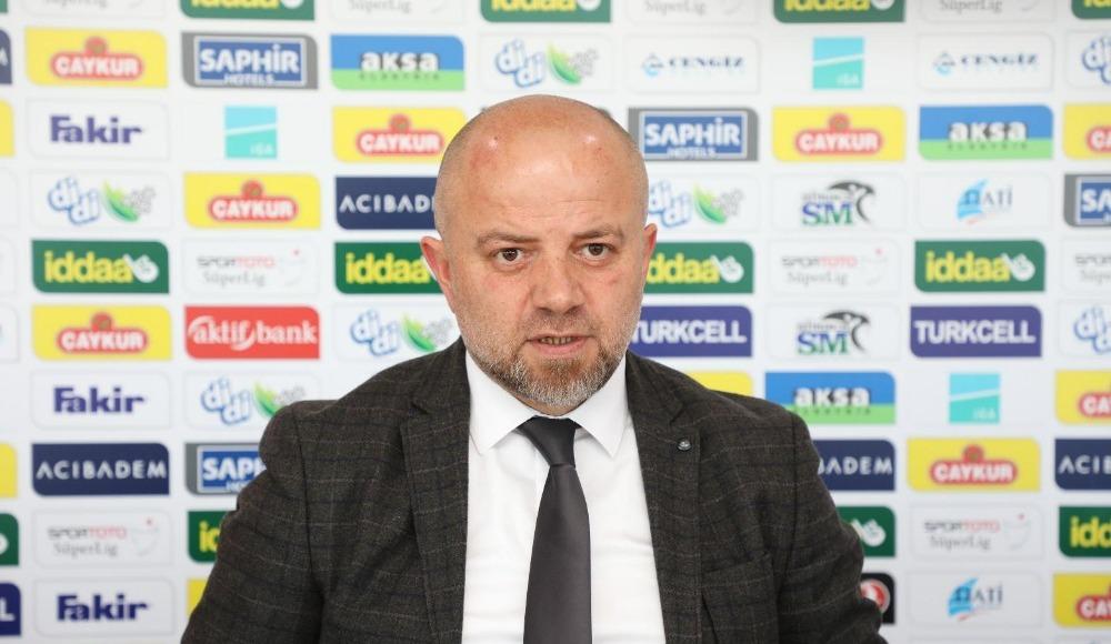 """""""Galatasaray karşısında mutlaka kazanmak istiyoruz"""""""