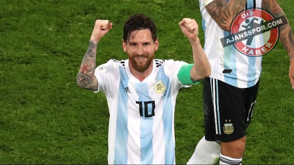 Arjantin-Fas maçı öncesi uyarı! 'Messi'ye dokunmayın'