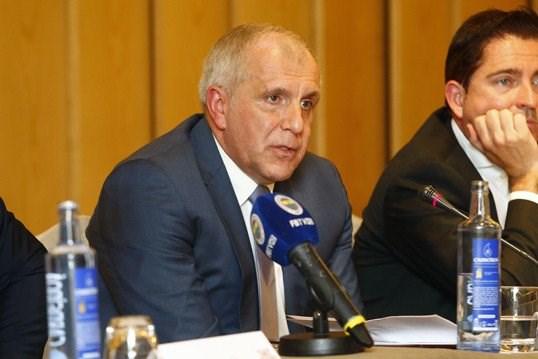 """Obradovic'ten Ergin Ataman açıklaması: """"Her maçımız özel..."""""""
