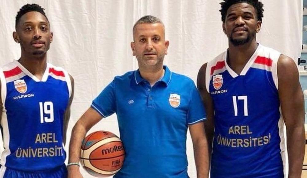 Arel Üniversitesi Büyükçekmece Basketbol'da Hayes'in sözleşmesi uzatıldı
