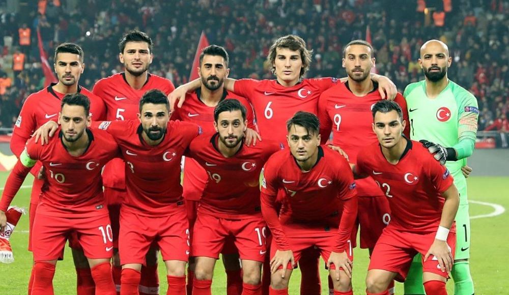 A Milli Takım'ın hazırlık maçı takvimi belli oldu!