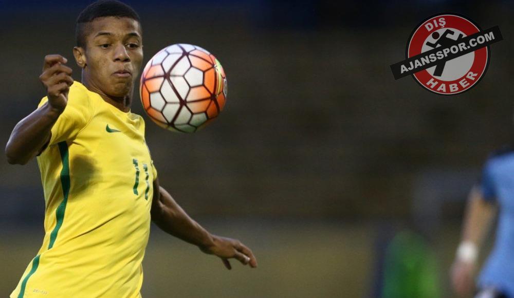 Vinicius Junior'ın yerine David Neres milli takıma çağrıldı