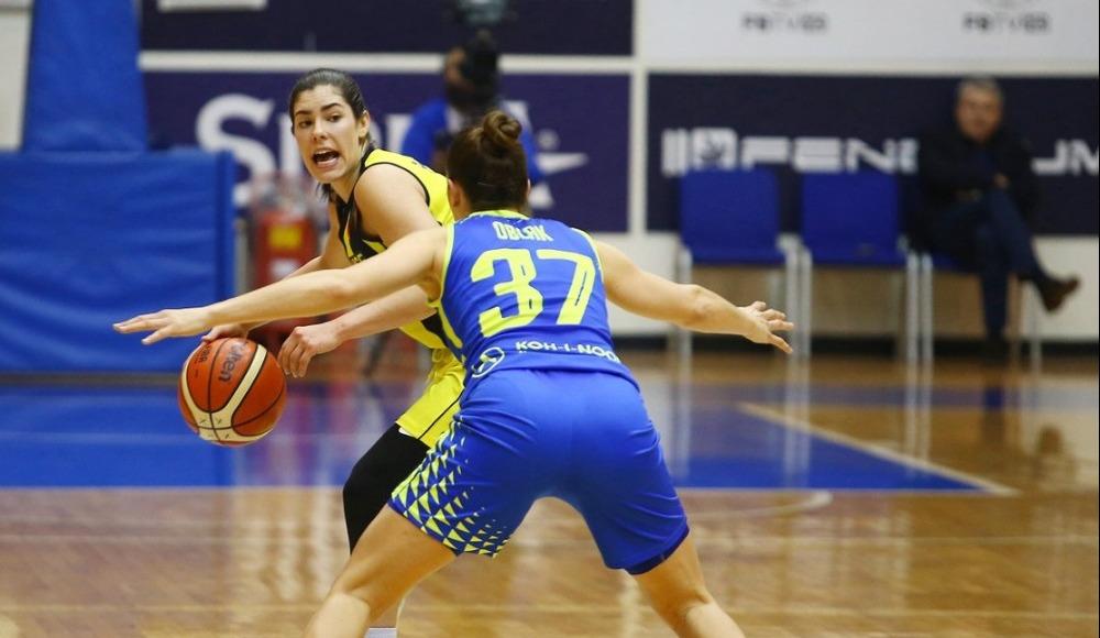 Fenerbahçe, Çekya temsilcisi USK Prag'a 77-65 yenildi