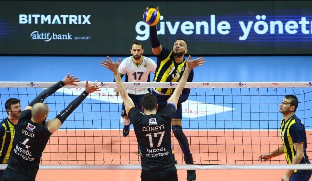 Fenerbahçe, İnegöl Belediyespor'u 3-1 yendi