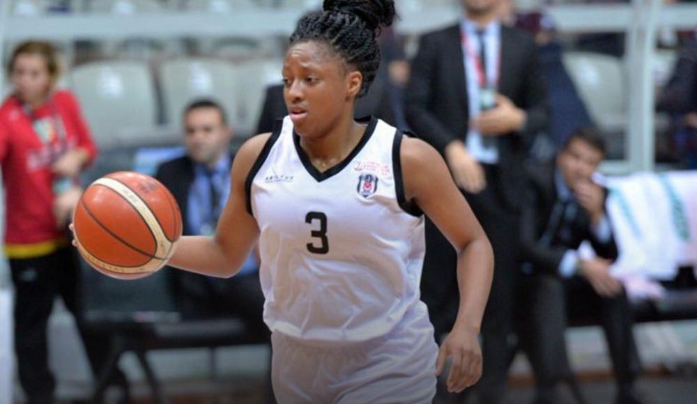 Beşiktaş, deplasmanda Bellona Kayseri Basketbol'u 79-77 yendi