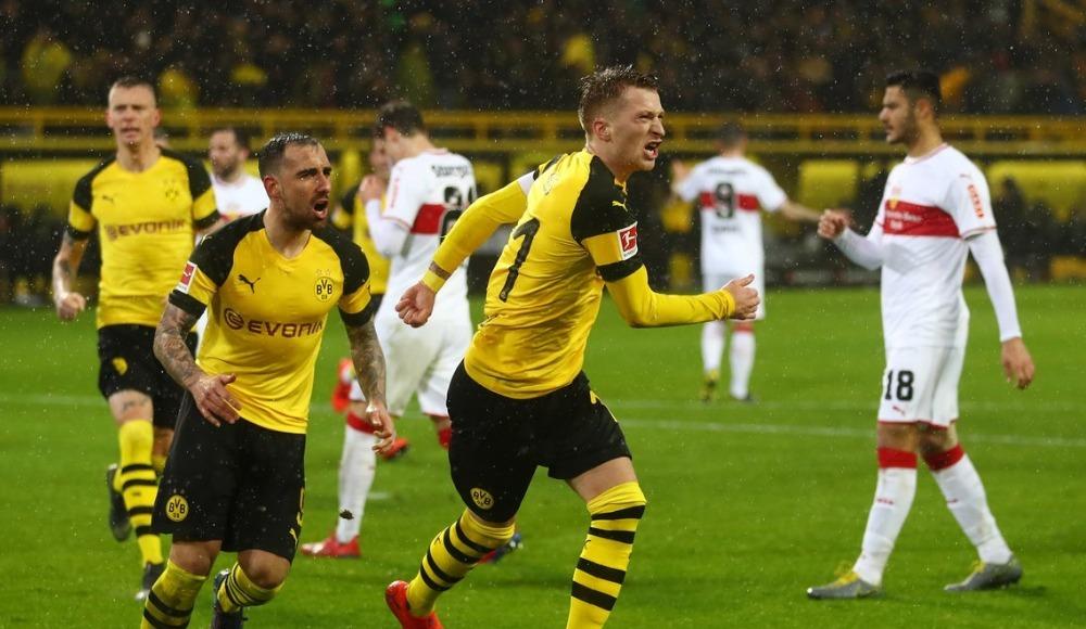 Özet - Dortmund kazandı ama liderliği kaybetti!