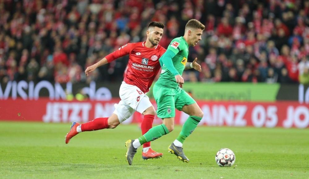 Özet - Mönchengladbach, Mainz 05 deplasmanında tek attı 3 puanı aldı