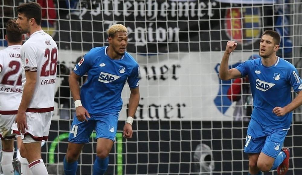 Özet - Hoffenheim sahasında Nürnberg'i yendi