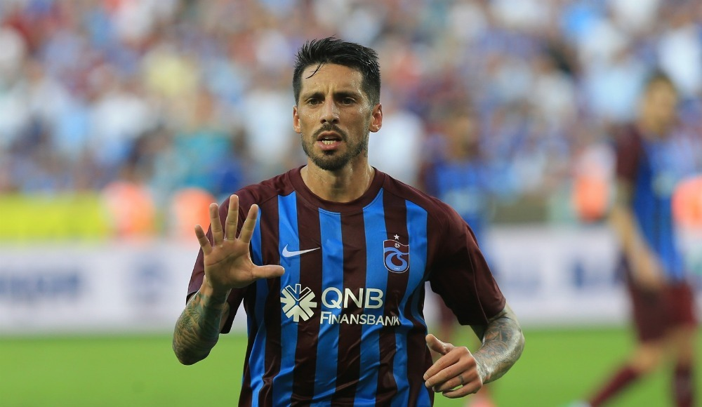 Trabzonspor'da dümen Sosa'da!