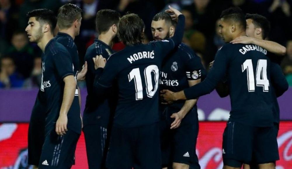Real Madrid maçında VAR skandalı!