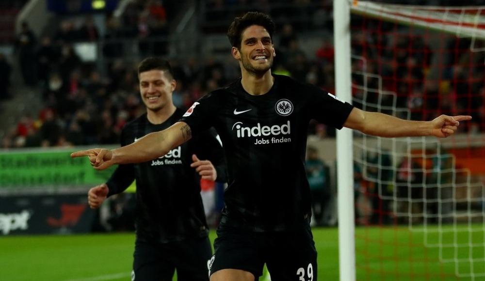 Özet - Eintracht Frankfurt üç puanı üç golle aldı!
