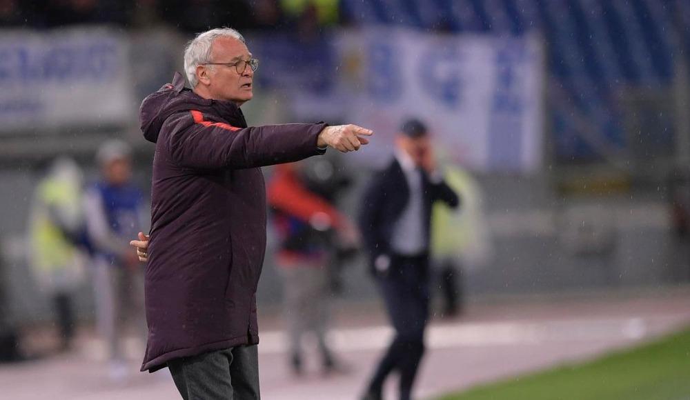 Roma, Ranieri ile kazandı!