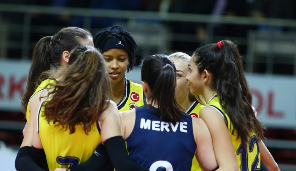 Fenerbahçe Opet rahat geçti