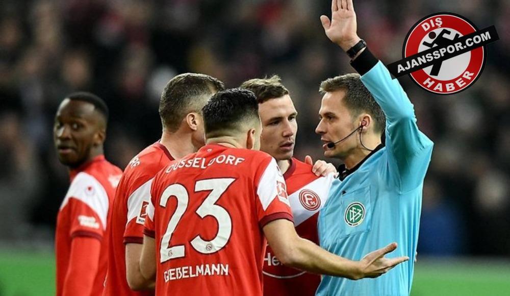 Özet - Robert Hartmann tartışmalara son noktayı koydu! Düsseldorf - Frankfurt...