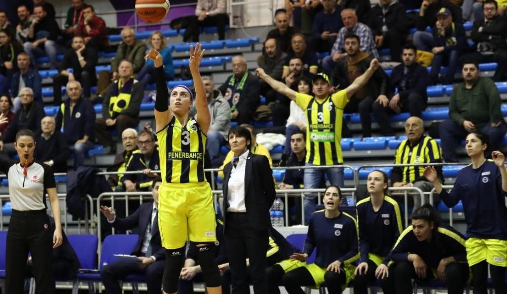 Fenerbahçe, konuk ettiği BOTAŞ'ı 83-70 yendi