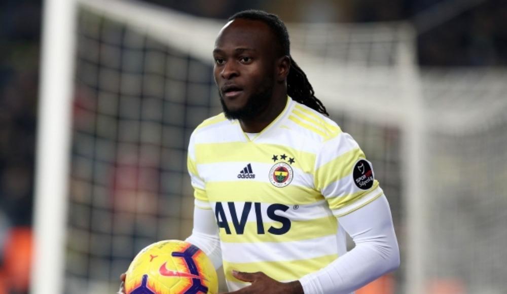 Moses, Fenerbahçe'de kaç maçta oynadı?