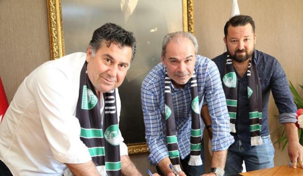 Bodrumspor'da Engin İpekoğlu sözleşmesini tek taraflı feshetti!
