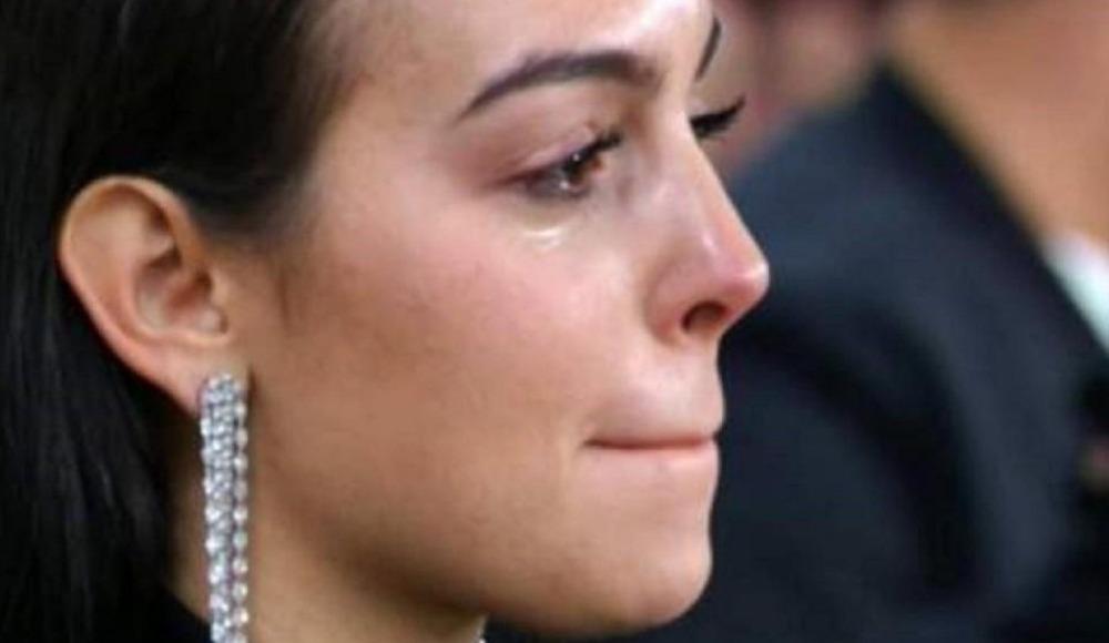 Ronaldo'nun müthiş performansı Georgina Rodríguez'i ağlattı
