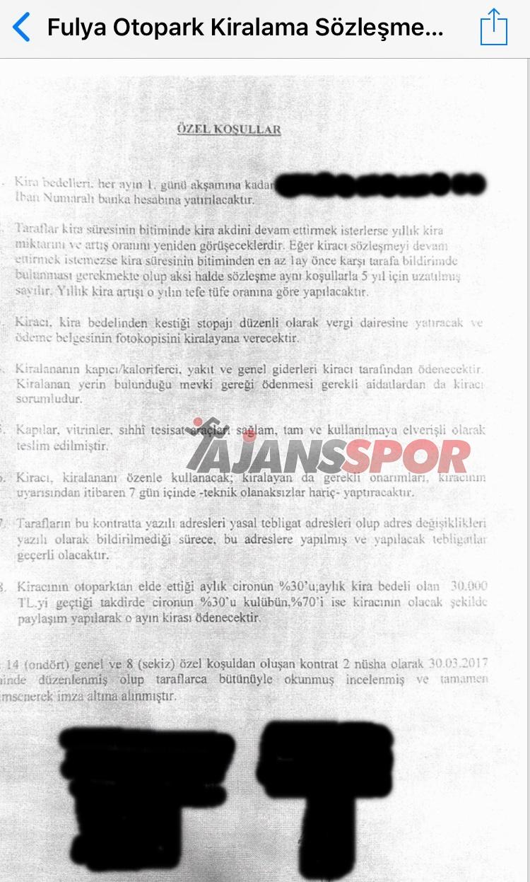 FULYA OTOPARKI'NDAKİ̇ GİRİFT İŞLER!